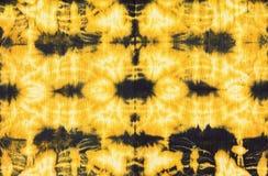 Batik-Gewebe Stockbild