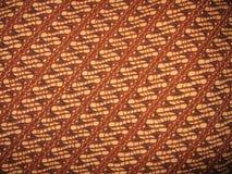 Batik Indonésia Foto de Stock
