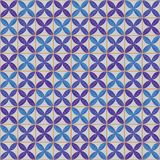batik indonesia Arkivbild