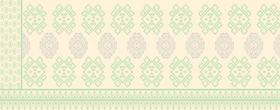 Batik from Indonesia Royalty Free Stock Image