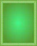Batik Indonesien för ramgräsplanabstrakt begrepp Royaltyfria Foton