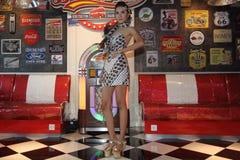 Batik-Mode Lizenzfreies Stockfoto