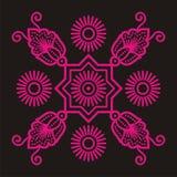 Batik motive Royalty Free Stock Photos