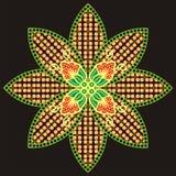 Batik Motive Royalty Free Stock Images