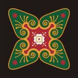 Batik motive Stock Photo