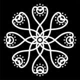 Batik motive Royalty Free Stock Image