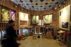 Batik Natural dyes Royalty Free Stock Images