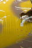 Batik painting royalty free stock photos