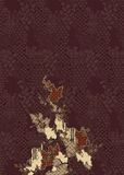 Batik patern Fotografie Stock Libere da Diritti