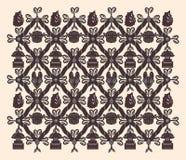 Batik Patern de Sidomulyo illustration libre de droits