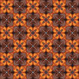 Batik pattern Royalty Free Stock Photos