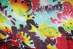 batik  pattern. Stock Photography