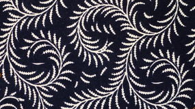 Batik pattern, Indonesia Stock Photography