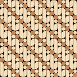 Batik pattern seamless Royalty Free Stock Image