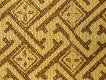 Batik patterns Stock Photos