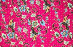Free Batik Sarong  Pattern Background In Thailand, Traditional Batik Stock Photos - 37921963