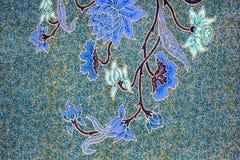 Batik sarong pattern background in Thailand, traditional batik stock photos