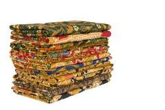 Batik Sarongs Royalty Free Stock Photography