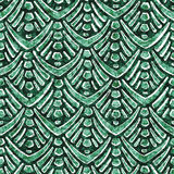Batik seamless texture Stock Photo