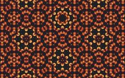 batik simple del adorno para los modelos del fondo o de la imagen en el modelo de la tela de materia textil stock de ilustración