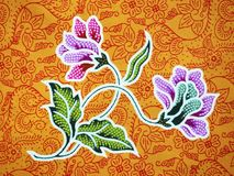 Batik Stock Photography