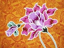 Batik. From Solo, Java, Indonesia stock photo