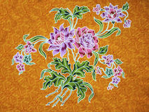 Batik. From Solo, Java, Indonesia royalty free stock image