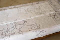 Batik templates. Templates for making traditional batik fabric Royalty Free Stock Photography
