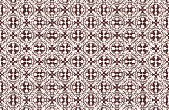 Batik tupocze bezszwowego royalty ilustracja