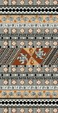 Batik. Turtle background nature animal Royalty Free Stock Images