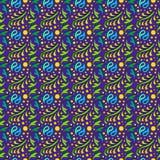Batik z motywem 4 royalty ilustracja