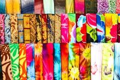 batikbeautifullkläder Royaltyfria Bilder