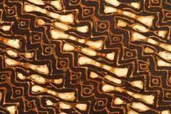 batikdesign Royaltyfri Fotografi