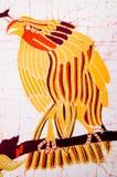 batikgarnering royaltyfri bild
