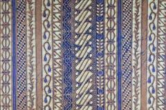 Batikgewebemuster Stockbilder