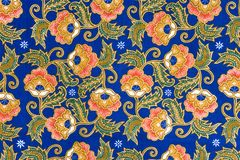 batikindonessarong Royaltyfria Bilder