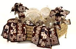 batikjavanesemålning Royaltyfria Foton