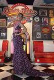 Batikmanier Royalty-vrije Stock Afbeeldingen