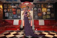 Batikmanier Royalty-vrije Stock Foto's