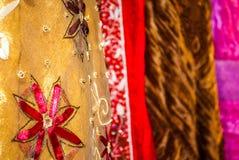 Batikmarkt Lizenzfreie Stockfotos