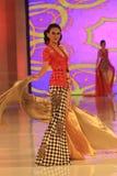 Batikmode Royaltyfria Bilder