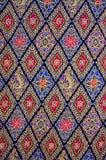 Batikmodell Arkivbild