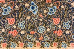 batikowi indonezyjskiego sarongi Zdjęcie Royalty Free