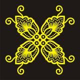 batikowy motyw Zdjęcia Royalty Free