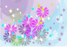 Batikowy styl Obraz Royalty Free