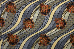 Batikowy wzór Zdjęcie Royalty Free