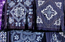 Batiks Royalty Free Stock Photography