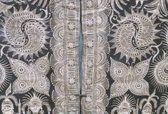Batiks de Hmong Imagen de archivo libre de regalías