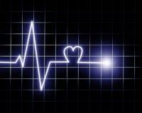 Batimento cardíaco Fotos de Stock