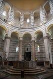Batistério de Pisa Fotografia de Stock Royalty Free
